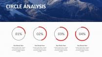 大气创意总结报告工作报告商务策划模板示例4