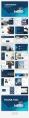 【简约北欧】蓝色轻奢北欧风情产品商务模板3.0示例5