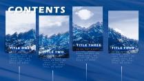 【办公】蓝色欧美项目述职计划总结报告示例3