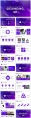 【抽象艺术】工作总结计划多用途模板示例3