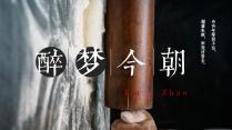 【杂画疯】静物美食模板24
