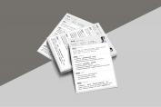【一页纸简历】HR一眼相中PPT个人简历-172示例5
