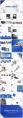 【深蓝极简】大气极简房产金融商业计划书示例8