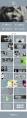 【灰色】绿色欧美纯色简约扁平化品牌报告模板示例3