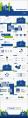 【两种配色】科技互联网企业公司工作总结PPT模板示例8
