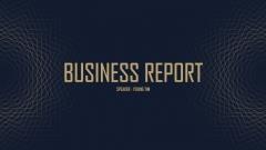 【动态】【蓝褐·炫动科技】大气实用时尚潮流商务报告