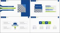 【两种配色】科技互联网企业公司工作总结PPT模板示例7