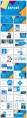 【现代商务】蓝色大气多排版商务汇工作总结未来计划模示例3