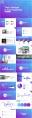【合集】大气渐变杂志风实用商务模板合集示例5