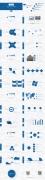 【精致动画】微粒体、简素、小清新模板(四种配色)示例8