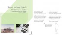 【创意图形】时尚欧美 品牌展示画册 报告总结模板示例5