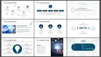 物联网IOT信息技术信息产业智慧城市大数据互联网+示例5