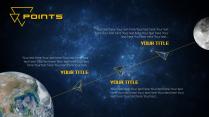 大气科幻酷炫宇宙可视化信息模板示例3