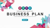 【彩咖】多彩创意公司企业商务工作通用PPT