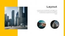 【欧美简约】现代创意图文混排商务汇报工作总结模板示例6