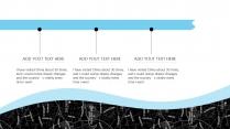 【学而无涯】蓝色系城市地图风格报告2示例5