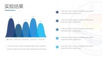 【蓝色学术】文理工通用毕业设计答辩模板示例5