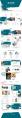【创意NOW】2021简洁动态流体创意PPT模板示例3