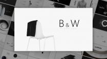 【极简主义4】黑白艺术高级灰设计&文艺美学杂志风示例2