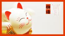 萌宠物语日系模板示例2