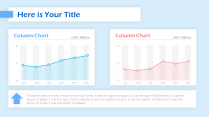 【多配色】简约实用清新网页风格多彩模板示例5