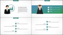 大气极简点线创意商务模板第二十六弹示例6