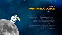 大气科幻酷炫宇宙可视化信息模板示例6