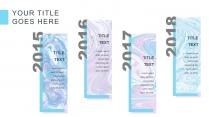 【水彩大理石纹】时尚艺术文化科技商务创意模版示例6