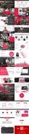 UI导航时尚商务杂志风简约模板03示例8