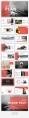 【热卖合集】超值简约商务杂志风模板热卖合集示例6