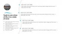 【学而无涯】蓝色系城市地图风格报告2示例4