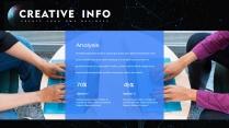 现代互联网科技星球高品质商务多用途模板示例5