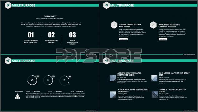 【实惠&实用】模板特色: 1.风格上:大气简约的图文混排风格,多用途超实用; 2.配色上:超好看的配色,包括图表、图形,并且易编辑; 3.创意上:创意型封面设计,大道至简的内页版式,精致的图文混排、图表图标设计; 售后&交流QQ:2741257036 谢谢您的关注!