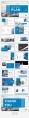 【杂志风】四款简约商务杂志风PPT模板合集6示例3
