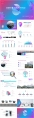 【流体渐变】风格商务模板示例7