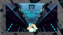 智能化科技信息安全密保网络监控大数据云计算互联网+