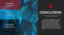 【灰藍簡潔】現代城市風格商務年終報告2示例6