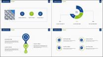 【两种配色】科技互联网企业公司工作总结PPT模板示例5