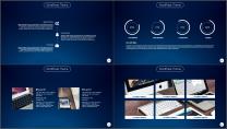大气极简点线创意商务模板第十七弹示例6