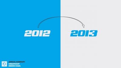 【2012年度公司个人总结汇报ppt模板】-pptstore