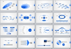 层次结构118套-PPTSTORE高端商务图表系列