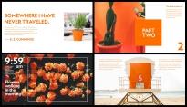【橙】夏日画廊示例5