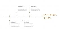 【北欧风】极简雅致白金商务PPT模板示例7