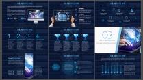 网络科技智能化信息安全大数据云时代云计算互联网+示例4