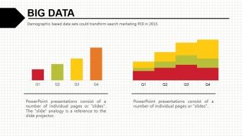 超实用年终总结/商务报告图表1(赠Excel图表)示例4