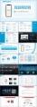 【商业老灯】 蓝色极简 互联网 APP IT计划书示例7