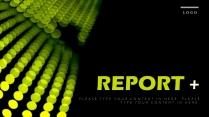 【科技】办公简约实用商业计划书项目报告