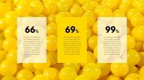 【极简主义8】上帝不小心打翻黄色的颜料盘&欧美杂志示例4