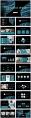 【抽象艺术】静逸大气图文多用途模板示例3