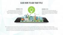 智慧城市智能交通智慧生活物联网物联科技互联网+示例6